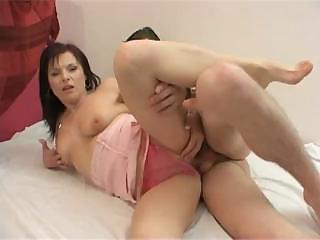 Mature Whore Lucy Sucking Cock And Riding It