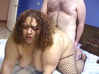 Amateur  Doggystyle Fishnet Interracial Latina