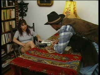Amateur Brunette Babe Fucking An Hot Cow Boy At Office