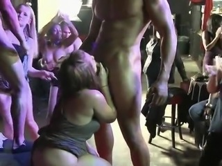 Blowjob  Drunk Interracial  Party