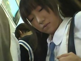 Asian Gangbang Japanese Public School Teen Uniform