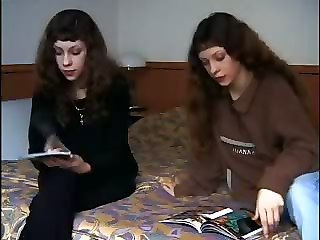 Amateur Russian Sister Teen Twins