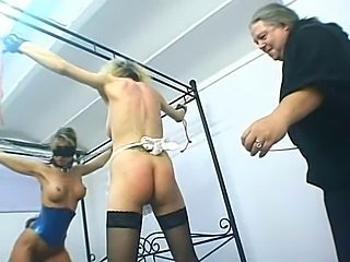 German Women Punished
