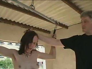 German Anna And Johann Punished