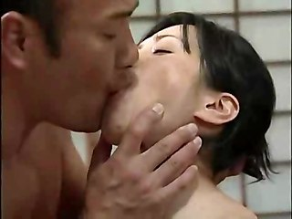 Asian Kissing Teen