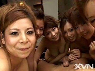 Asian Groupsex Handjob Japanese Orgy Teen