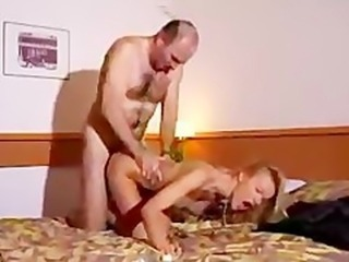 Amateur Daddy Daughter Doggystyle Hardcore Old and Young Orgasm Teen