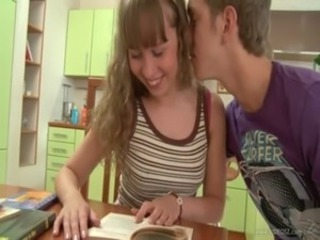 Russian School Sister Teen
