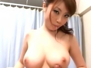 Asian Handjob Japanese  Natural Nurse