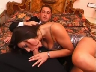 Amazing Blowjob European Italian