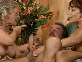 Old liked orgy