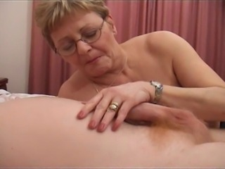 Super big ass gorgeous granny balled