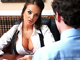 James is new intern in the business and already fed up being just Nika's errand boy. Nika is a very powerful corporate executive who has got a lot going for her, in terms of everything. James grew to think that she makes him do degrading jobs. He picks up