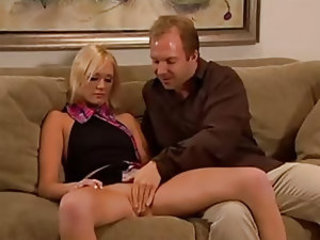 Bailey Brooks Studies A Thick Cock For Homework