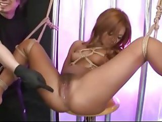 Asian Made To Orgasm