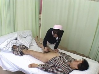 Asian Cute Handjob Japanese Nurse Teen Uniform