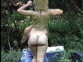 Interracial Mature Outdoor Vintage