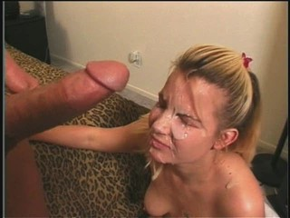 Amateur Cute Facial Teen