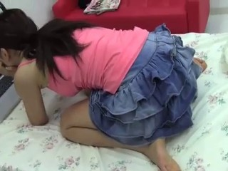 Asian Japanese Teen Upskirt