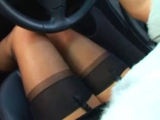 Legs Lingerie MILF Stockings
