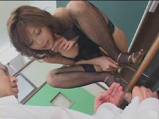 Asian Babe Japanese Pornstar Stockings