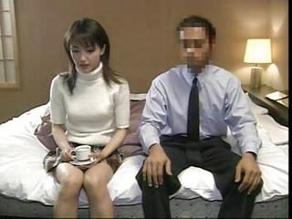 Asian Cute First Time Japanese Student Teen