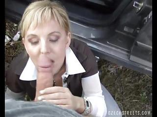 Blowjob Cash Cute European Handjob Outdoor Pov Teen