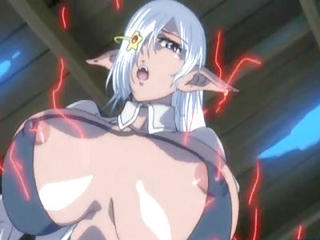 Bigboobed Hentai Ghetto Gets Electric Shock
