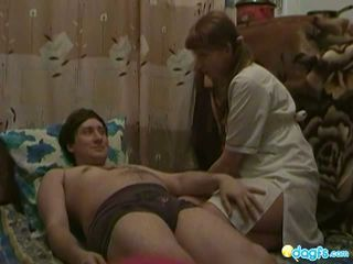 Homemade blowjob treatment wi...