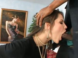 Ball juicing Bobbi Starr gets...