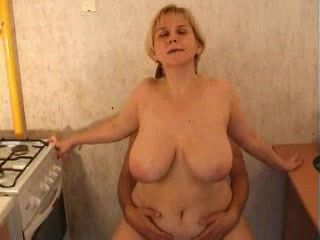 Big Breasted Mom Serving Horny Teen
