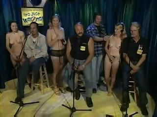 Pretty fuckable girls are getting naked during this exciting show