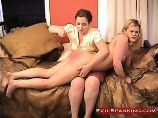 Punished Young Slutty Chick