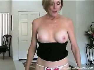 Melanie's Porn Audition