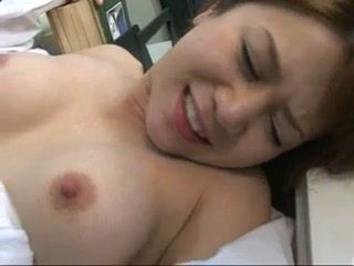 Japanese couple office fucking