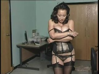Vintage Lingerie Stripping Clips