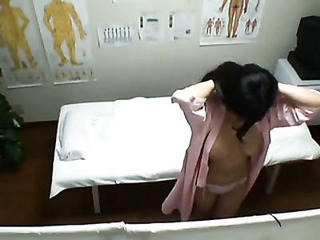 Good Fuck During Her Massage