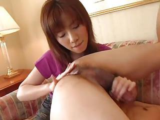 Asian Cumshot Cute Handjob Japanese Teen