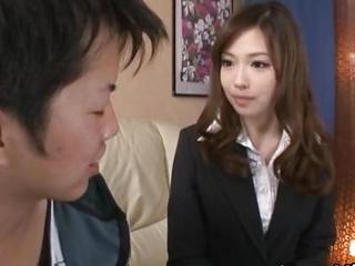 Asian Babe Blowjob Japanese Pornstar