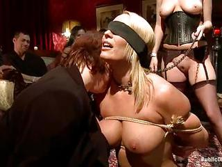 Submissive Slave Mellanie Monroe...