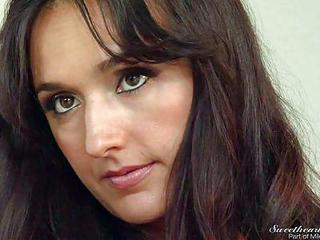 Jasmine Jem Is A Charming Dark H...