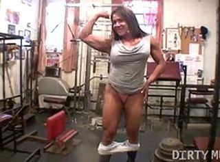 Amateur Latina  Muscled