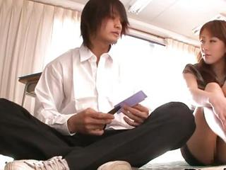 Arisa Sawa Naughty Asian Teacher