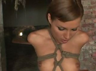 Silvia Lauren - Dominated and Fucked _: bdsm blowjobs cumshots