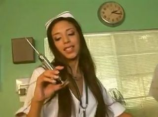 hot nurse alexis love _: latin pornstars