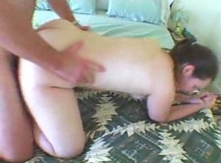 Amateur Chubby Doggystyle Teen