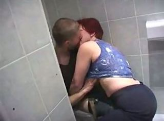 Amateur Joufflue Baisers Mature Maman Toilette
