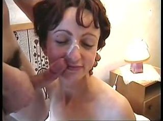 Amateur Mamada Facial