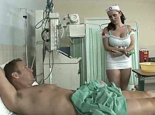 Big Tits  Nurse Pornstar Uniform