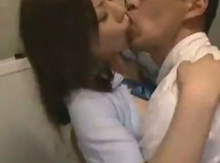 Asian Hardcore Japanese Kissing Student Teen